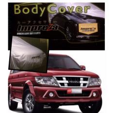 IMPREZA PREMIUM Body Cover  ISUZU PANTHER LS - Grey / Pelindung Mobil / Selimut Mobil / Sarung Mobil