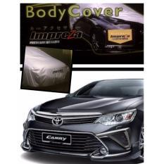 Beli Impreza Premium Body Cover Toyota Camry Grey Pelindung Mobil Selimut Mobil Sarung Mobil Pakai Kartu Kredit
