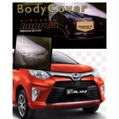 Toko Impreza Premium Body Cover Toyota Calya Sigra Grey Pelindung Mobil Selimut Mobil Sarung Mobil Termurah Jawa Timur