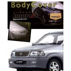 IMPREZA PREMIUM Body Cover  TOYOTA KIJANG KAPSUL LGX - Grey / Pelindung Mobil / Selimut Mobil / Sarung Mobil