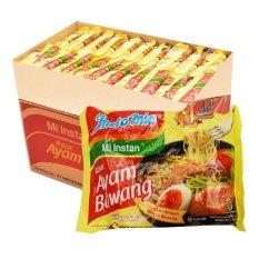 Spesifikasi Indomie Mie Instan Ayam Bawang 69Gr Karton Isi 40 Yang Bagus Dan Murah