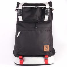 Toko Inficlo Backpack Tas Laptop Best Seller Tas Ransel Smmx385 Hitam Abu Terlengkap Di Jawa Barat