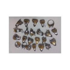ing Emban Cincin Cangkang Titanium Import Per 10 Pcs