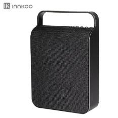 InnKoo Kanvas Speaker Portabel Bluetooth Nirkabel. Kreatif CanvasShell. Suara Yang Kuat dengan Enhanced Bass Bersih. 10 W + Volume Keras. Masa Pakai Baterai Ultra-panjang. Bluetooth 4.0-Intl