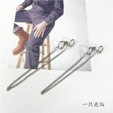 Cara Beli Ins Panjang Rantai Perhiasan Lingkaran Bulat Anting Model Sama Anting
