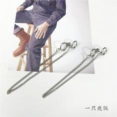 Beli Ins Panjang Rantai Perhiasan Lingkaran Bulat Anting Model Sama Anting Murah Di Tiongkok