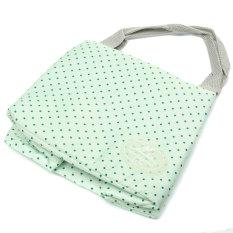 Toko Terisolasi Makan Siang Termal Kotak Penyimpanan Tas Bento Membawa Piknik Menggendong Kantong Green Container Dot Termurah