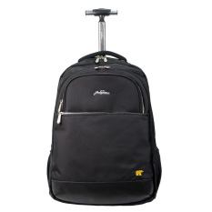 Harga Jack Nicklaus 07433 Backpack Trolley Hitam Indonesia