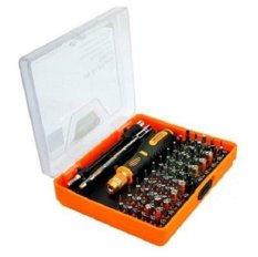 Review Jakemy 53 In 1 Precision Screwdriver Repair Tool Kit Jm 8127 Di Dki Jakarta
