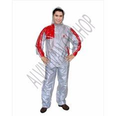Jaket Celana Strada Silver