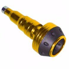 Harga Jalu Knalpot Aksesoris Nmax Universal Bisa Untuk Jalu Body Dan Lainya Bahan Super Tebal Gold Dan Spesifikasinya