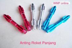 Jalu Rantai / Jalu Anting Roket Panjang 1Pc Yamaha Merah WMP-0207-Y