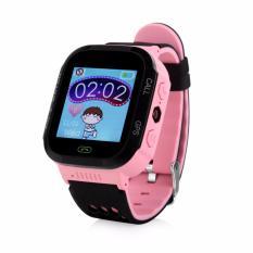 Diskon Jam Gps Anak Gw500S Pink Wonlex Indonesia
