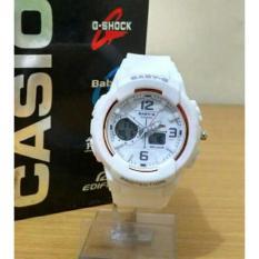 Jam - Jam Tangan Casio Baby G Bga230 White Putih - Shops