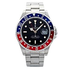Jam Rolex GMT Master-II Pepsi Automatic Men's Watch