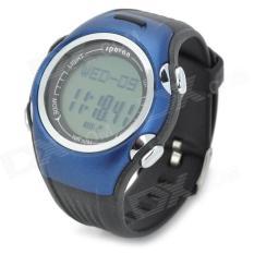 Jam Spovan SPV901 Waterproof Fitness Watch Calories Calculation - Blue