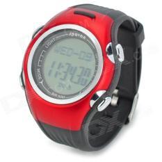 Jam Spovan SPV901 Waterproof Fitness Watch Calories Calculation - Red