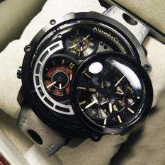 Jam Tangan Alexandre Christie AC 9221MTB 3 Time Limited Edition Horologic Work #AlexandreChristie