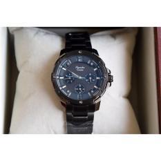 Model Jam Tangan Alexandre Christie Cewek Wanita Ac6410 Ac 6410 Black Blue Original Terbaru