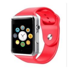 Jam Tangan Anak Android - Jam Handphone - Smart Watch - RED NEW
