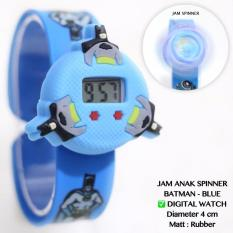 JAM TANGAN ANAK CHILDREN WATCHES DIGITAL SPINNER GROSIR SUPPLIER CARS