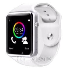Jam Tangan Android SMART WATCH - Jam Tangan Handphone untuk Anak - PUTIH NEW