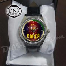 jam tangan Barca Custom gokil