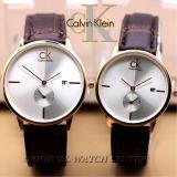 Spesifikasi Jam Tangan Calvin Klein Couple Jam Tangan Pria Dan Wanita Sepasang Tali Kulit Tanggal Aktif Detik Bawah Bagus