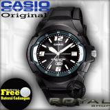 Harga Casio Mw 600F 2Avrs Jam Tangan Pria Hitam Sports Karet Casio Ori