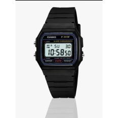 Jam Tangan Casio-Unisex-F-91W-1Dg - Mb7o7c