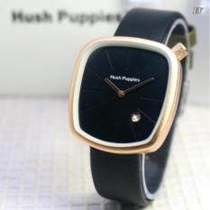 Spesifikasi Jam Tangan Casual Terbaru Wanita Hus H Puppie S Black Gold Beserta Harganya