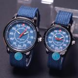 Daftar Harga Jam Tangan Couple Swiss Army Canvas Biru Swiss Army
