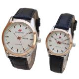 Jual Jam Tangan Couple Swiss Army Leather Strap Sa 1214 Rz Original
