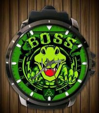 Jam Tangan Custom Bonek Surabaya