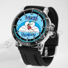 Harga Jam Tangan Custom Doraemon Gokil Baru Murah