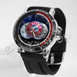 Review Jam Tangan Custom Fc Bayern Munchen Gokil