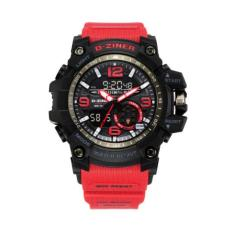 Toko Jual Jam Tangan Dziner Sporty Dual Time For Man
