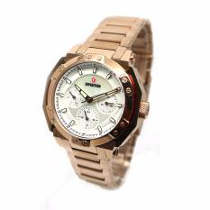 Jam Tangan Expedition Wanita E 6385 B Rosegold Original