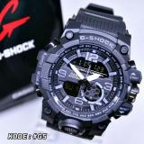 Spek Jam Tangan Fashion Sport Pria G Shock Dualtime King Distro