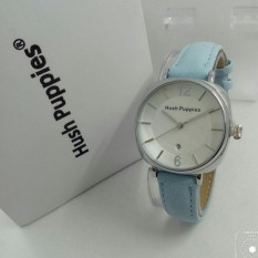 Jam tangan fasion Wanita terbaru hush-pupies Exclusive HP-7509 - Leather Strap