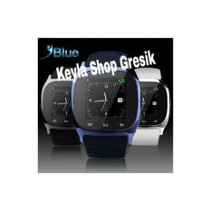 Jam Tangan Hp Handphone Bentuk Arloji Ponsel Buat Android Dan IOS Apple Jam Digital Sport Olahraga Telpon Cerdas Pintar Layar Sentuh Bluetooth Canggih Anti Air