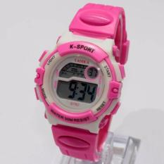Jam Tangan LASIKA Anak-anak (Pria dan Wanita )-F82-SR -Water Resistant