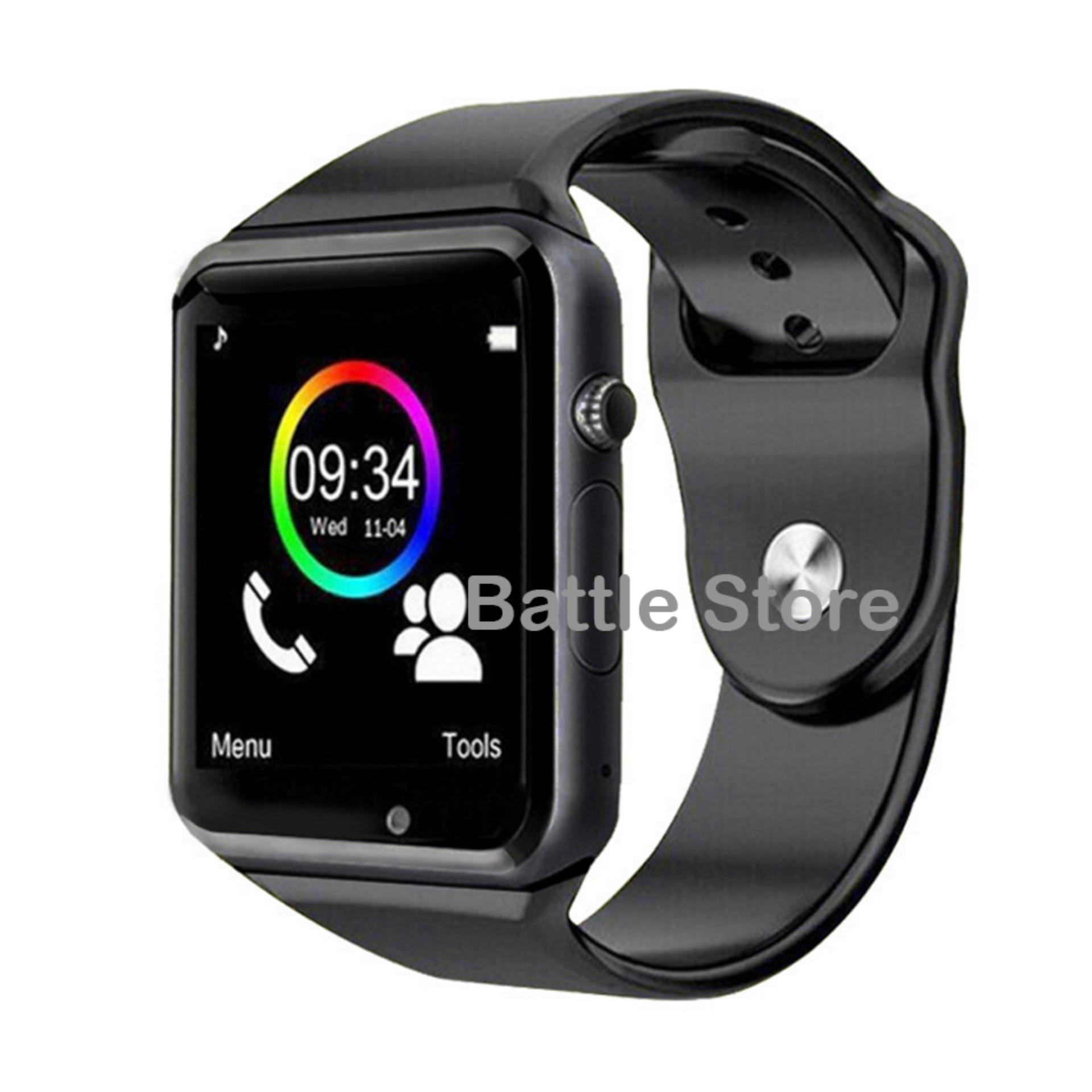 Jam Tangan LED - Jam Tangan Pria dan Wanita - Strap Karet - Mirip Apple  Watch fee2dfd888