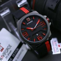 Spesifikasi Jam Tangan Naviforce Original 9098M Man Rubber Strap Lengkap Dengan Harga