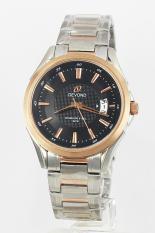 Jam Tangan Original Devond 3206 R Plat Hitam