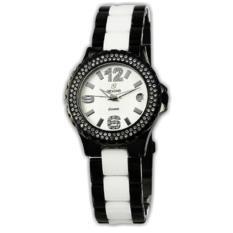 Jam Tangan Original Devond L3175B Kombinasi Keramik Putih