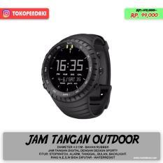 Ulasan Lengkap Tentang Jam Tangan Outdoor Sport Digital Watch Alarm Stopwatch Tanggal