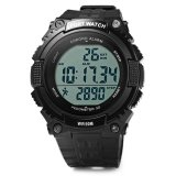 Promo Toko Skmei Jam Tangan Pria S Shock Sport Watch 3D Pedometer Male Wristwatch 1112 Black