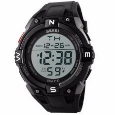 Harga Skmei Jam Tangan Pria S Shock Sport Water Resistant 50M 1140 Black Asli Skmei