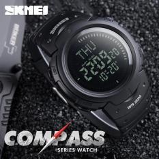 Harga Jam Tangan Pria Sport Digital Compass Skmei Original 1231 Satu Set